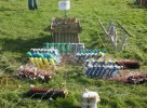 Photo Gallery - Eastnor Castle 2012 - Set Up